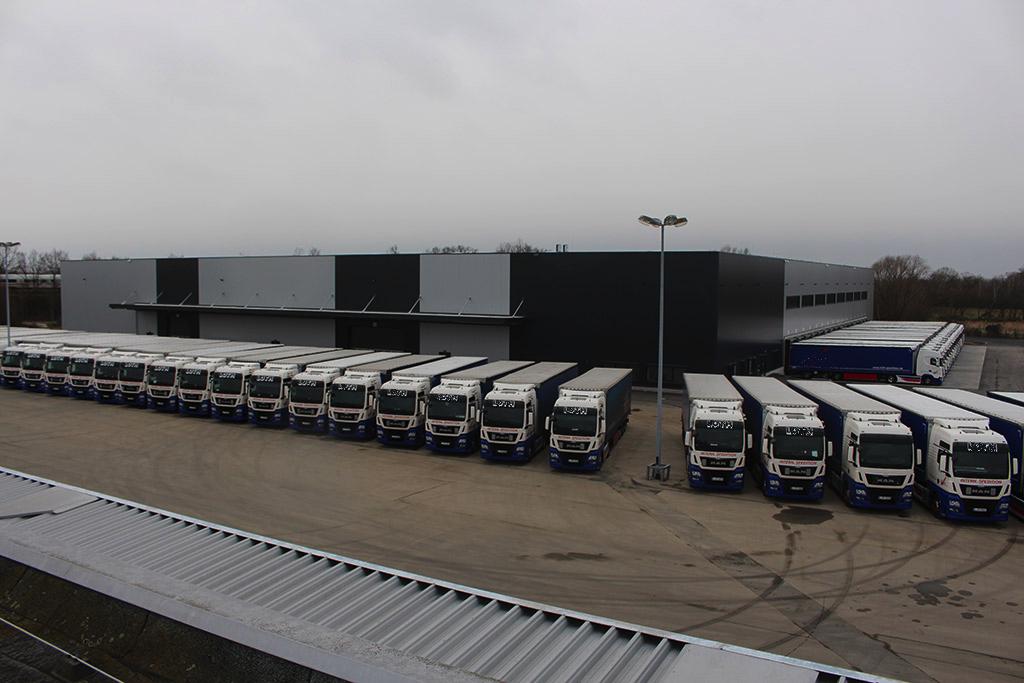 5 Conductores de Camión Lona CE para empleo en Leipzig, Alemania