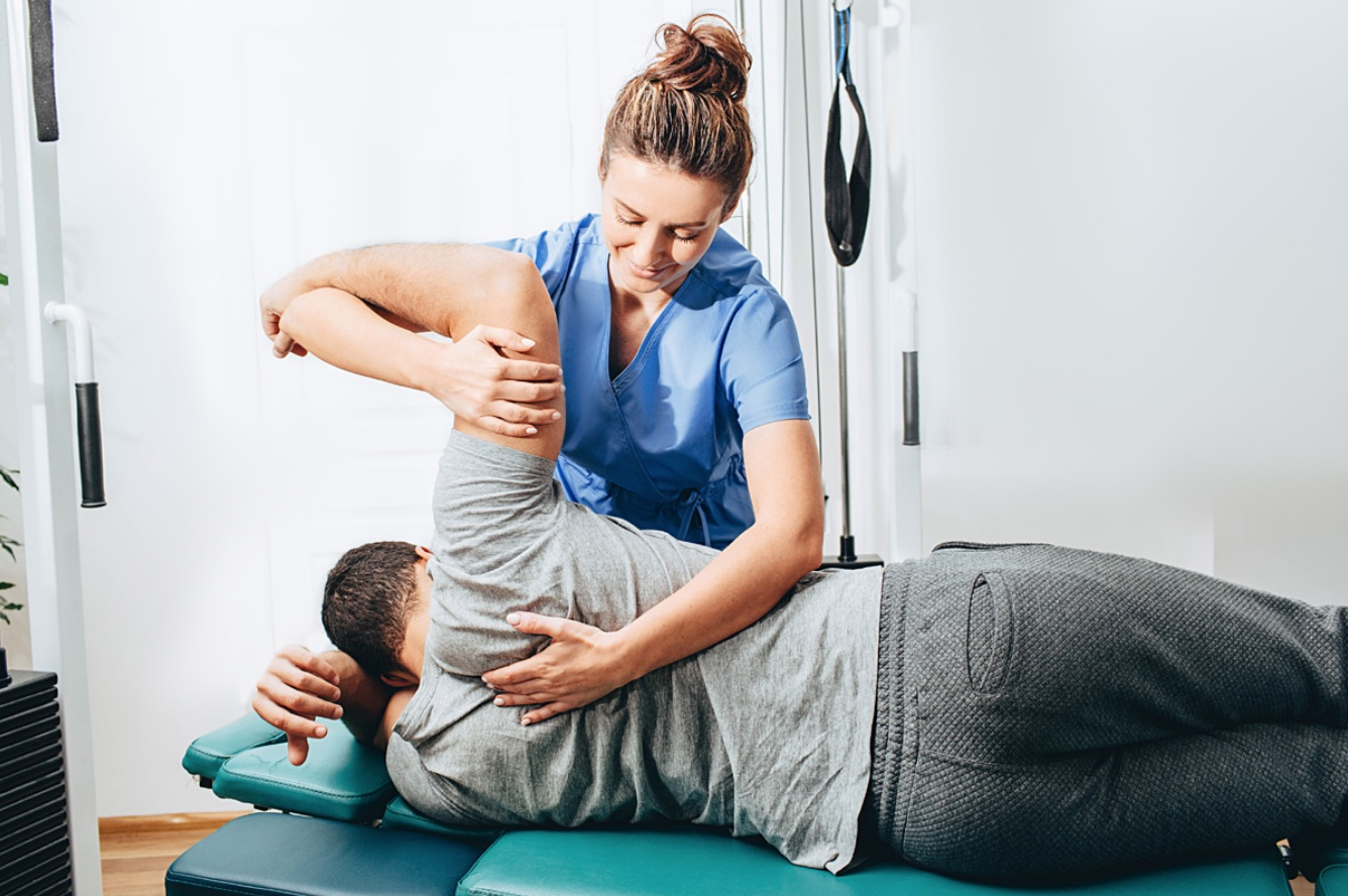Clínica en Berlín busca Fisioterapeuta