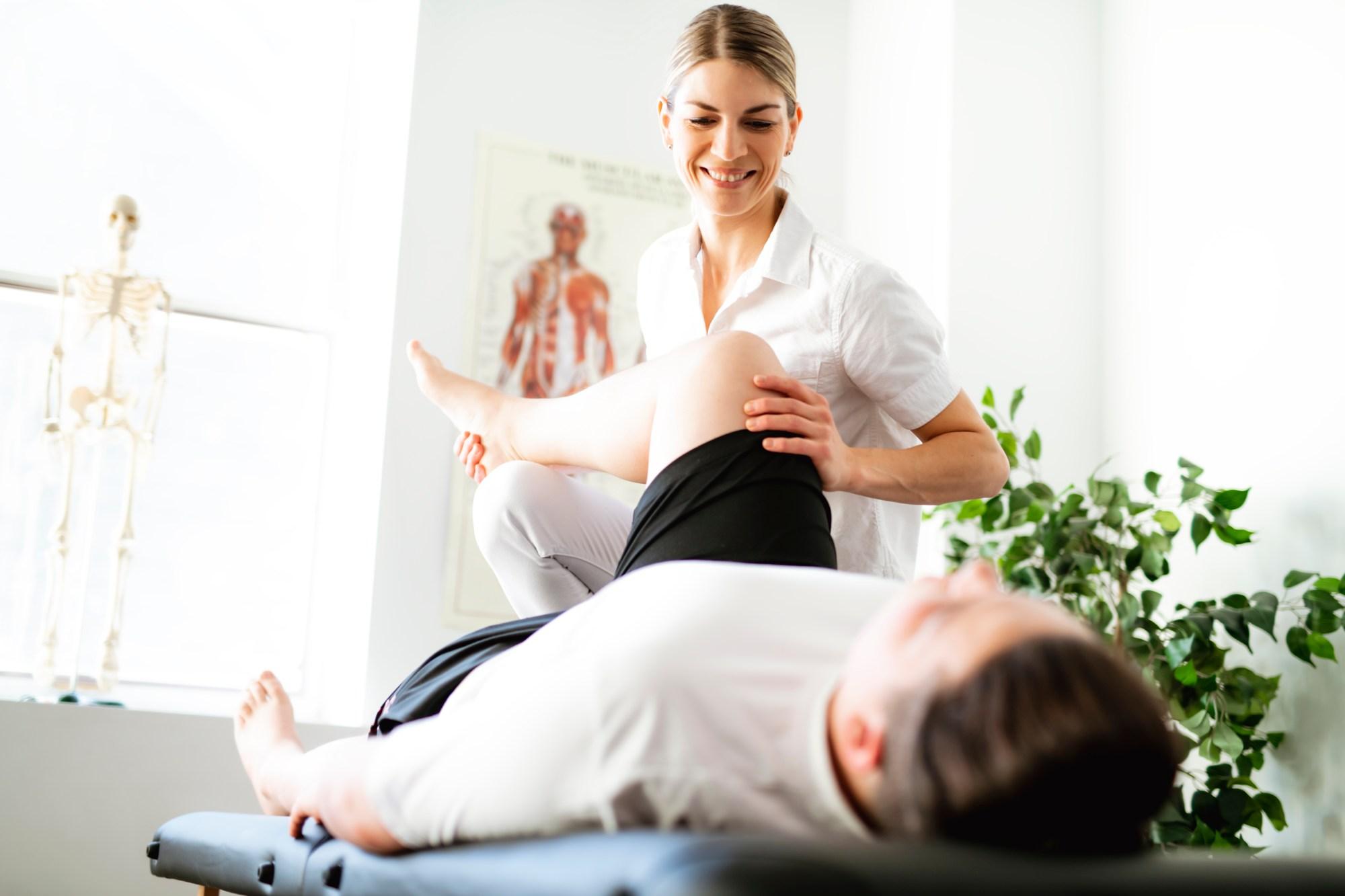 TTA busca Fisioterapeuta para empleo en Düsseldorf