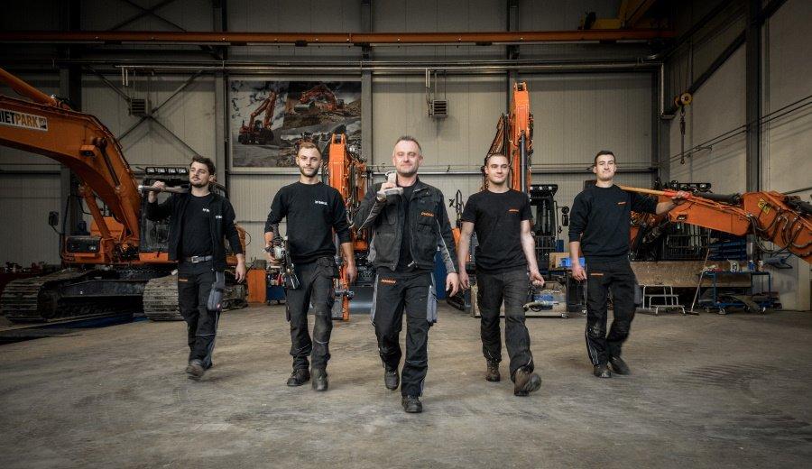 Oferta de Trabajo: 5 Técnicos en Electromecánica de Maquinaria en Bensheim, Alemania