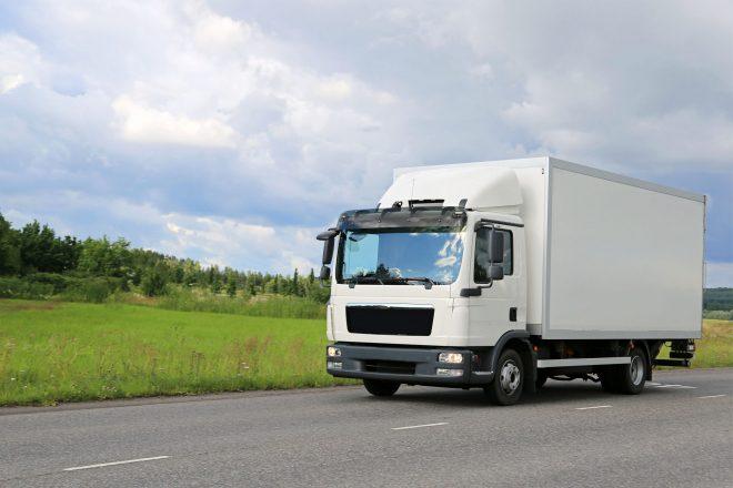 Camión Alemania