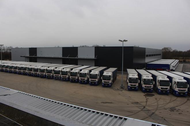 Camion lona Alemania