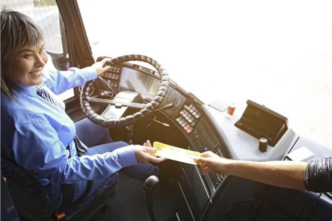 conductor autobús Alemania