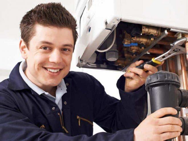Fontanero calefactor empleo